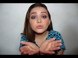مكياج العيد l كوني جميلة بعيون جذابة مثل الدمية الامريكية يوم العيد american doll makeup tutorial