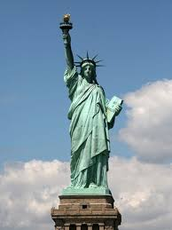 essay on statue of liberty history of statue of liberty my it is an asset that calls for liberty as the lady a robed female figure representing libertas the r goddess raises the torch and gazes out in her