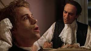 Mozart and Salieri write 'Requiem in D Minor' (Full HD) - Amadeus (1984) -  YouTube