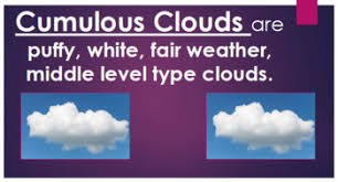 Types Of Clouds Ppt Weather Tools And Cloud Types Powerpoint Q A 3rd Grade Science
