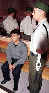 Firari seri katil Kayseri'de yakalandı