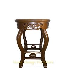 Wooden <b>Stool Antique Style</b> Drum <b>Chair</b> (<b>Solid</b> Wood) | Shopee ...