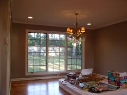 Interior Painting For Living Room House Painting In Livingston Nj 07039 Open Floor Plan Stained