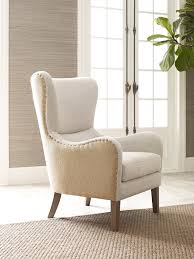 modern wing chairs. Amazon.com: Elle Decor Mid-Century Modern Wingback Chair In French Two-Toned Beige: Kitchen \u0026 Dining Wing Chairs W