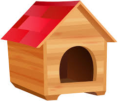 dog house clipart.  Clipart Doghouse PNG Clip Art Inside Dog House Clipart O