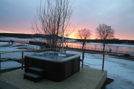 Outdoor Jacuzzi Outdoor Jacuzzi Grand Arctic Hotel Reopening Fall 2017