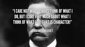 Quotes About What Others Think 40 Quotes Impressive Quotes About Not Caring What Others Think