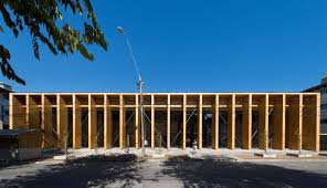 Constitucion Cultural Center Alejandro Aravena Elemental