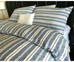 nautical duvet covers nautical striped duvet cover handmade in natural linen nautical themed duvet covers uk
