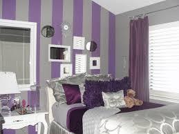 Purple Inspired Bedrooms Purple Grey Bedroom Decorating Ideas