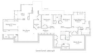 one level home floor plans very attractive design 8 home plans with 2 master suites on one level home floor plans