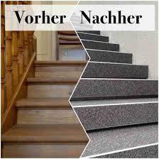Zunächst einmal muss man sich über den felgen lackieren lassen: Holztreppe Renovieren Mit Steinteppich Regionale Steinteppich Anbieter