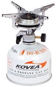 <b>Горелка KOVEA</b> KB-0408 <b>Hiker</b> Stove — купить по выгодной цене ...