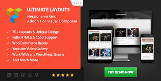 Ultimate Layouts Responsive Grid Youtube Video Gallery Addon