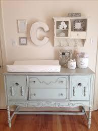 Ren's Nursery Room Inspiration | Vintage nursery, Change tables and Nursery