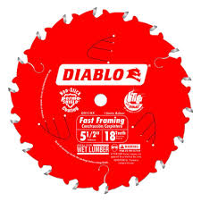 5 1 2 circular saw blade. diablo 6-1/2 in. x 40-tooth finish/plywood saw blade-d0641r - the home depot 5 1 2 circular blade