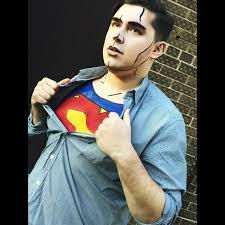 superman makeup incredible hilary clark make up