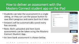 masteryconnect bubble sheet student mastering mastery connect assessments ppt download