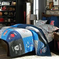 nfl bedding sets comforters historic sheet set 6 baby crib