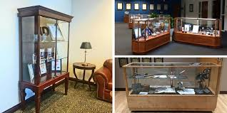 office display cases. corporate office display cases n