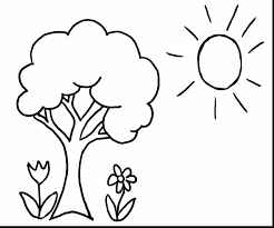 Spring Flowers Coloring Pages Pdf Printable Educations For Kids