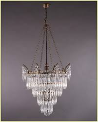 ideas diy crystal chandelier design that will make you feel proud for small home decoration ideas with diy crystal chandelier design