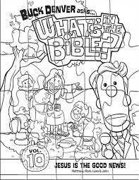 Small Picture Kids coloring page puzzle from Whats in the Bible featuring the