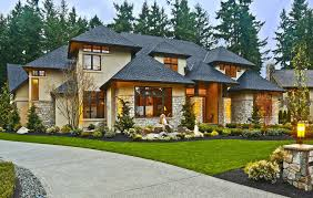Contemporary Country House In Bellevue