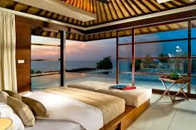 Gallery of Exotic Bedroom Design Inspired by Villa and Resort