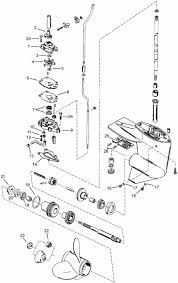 mercury outboard parts drawing hp w mercury outboard drawing 6 8 9 9 10