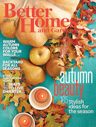 better homes and gardens magazine. Perfect And BHGOctober15 To Better Homes And Gardens Magazine 0