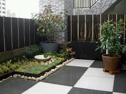 Small Picture Amazing Minimalist Home Garden Design 4 Home Ideas