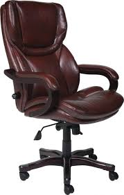 luxury office chairs leather. serta 43506 bonded leather big tall executive chair luxury home office chairs n
