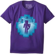 Amazon.com: Minecraft - Eye of Ender Youth T-Shirt: Clothing