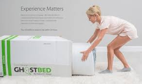 mattress in a box. amazon interviews the ceo of top-rated mattress in a box ghostbed 0