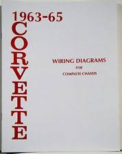 corvette 1963 1964 1965 corvette wiring diagram