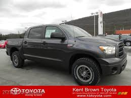 2012 Toyota Tundra TRD Rock Warrior CrewMax 4x4 in Magnetic Gray ...