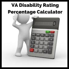 Va Compensation Disability Ratings Percentage Calculator