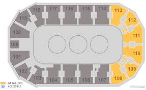 Silverstein Eye Centers Arena Seating Chart Silverstein Eye Centers Arena Independence Tickets