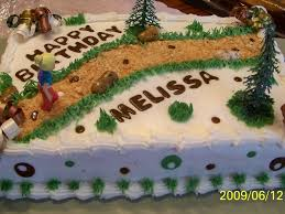 Hiking Cake Designs Hiking Birthday Cake Cakecentral Com