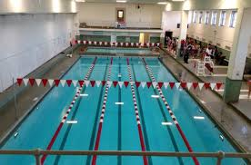 Mansion with indoor pool with diving board Residential College Avenue Gym Swimming Pools Rutgers Recreation