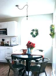 chandeliers height from table kitchen table chandelier rustic chandeliers height over lighting recommended chandelier height above