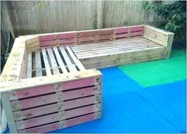 outside pallet furniture. Making Garden Furniture From Pallets Pallet How To Make  Out Of Wooden . Outside