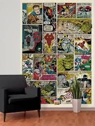 1wall marvel comic strip wall mural on marvel comic book wall mural with 1wall marvel comic strip wall mural decorar la casa pinterest
