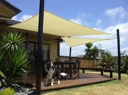 sun shade sail for decks belezaa