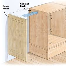 Shortcuts For Custom Built Cabinets And Diy Built Ins Family Handyman