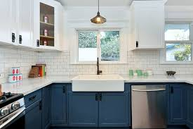 Interesting Blue Kitchen Cabinets Beautiful Kitchen Decorating Ideas with Blue  Kitchen Cabinets Kosovopavilion