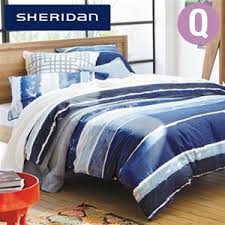 Buy Sheridan Rainer QB Reversible Quilt Cover Set | GraysOnline ... & Sheridan Rainer QB Reversible Quilt Cover Set Adamdwight.com