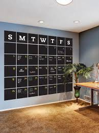 chalkboard 2018 wall decal calendar blackboard calendar wall extra large wall calendars