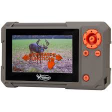 wildgame innovations trail pad grey handheld sd card viewer